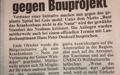 Kronen Zeitung 31.12.2020